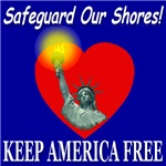 Secure Our Shores Keep America Free