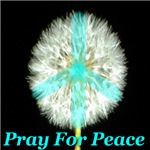 Pray For Peace Dandelion