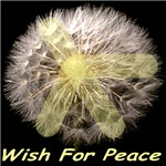 Wish For Peace Dandelion