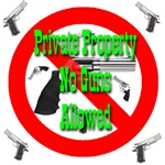 Private Property No Guns Allowed