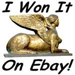 I Won It On Ebay Golden Winged Pheonix