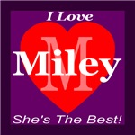 I Love Miley