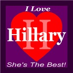 I Love Hillary