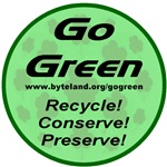 Go Green Style 2008A