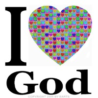 I (Heart) God