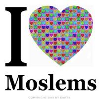 I (Heart) Moslems