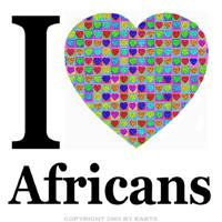 I (Heart) Africans
