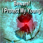Beware! I Protect My Young!