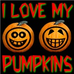 I Love My Pumpkins