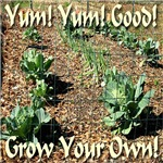 Yum! Yum! Good! Grow Your Own!