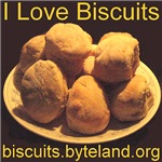 I Love Biscuits