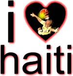 I Love Haiti Rescue Heart