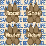 Be An Angel Save A Life Ivory