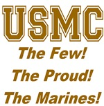 USMC The Few! The Proud! The Marines!