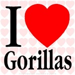 I Love Gorillas