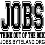JOBS: THINK OUT OF THE BOX