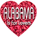 Alabama Is For Lovers Style 2