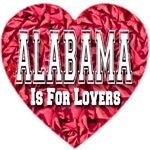 Alabama Is For Lovers Style 4