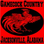 Gamecock Country Jacksonville, Alabama