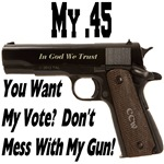 My .45 Gun Law