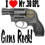 I Love My .38 SPL Guns Rock