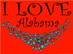 I Love Alabama Hot Affair