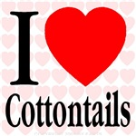 I Love Cottontails
