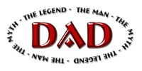 Dad the Legend T-shirts and Gifts