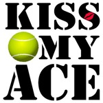 Tennis Kiss My Ace
