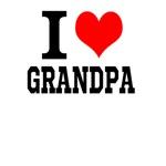 I Love Grandpa