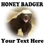 Customized Honey Badger
