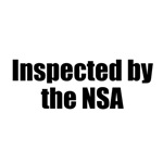 Inspected by the NSA