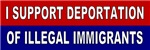 I Support Deportation of Illegal Immigrants