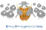Woolly Moo in Sheep's Clothing