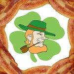 St Patricks Day Bacon