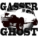 1948 Ford Gasser Ghost