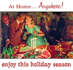 Holiday Soda Ad 1957