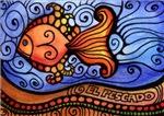 Loteria - El Pescado / Fish