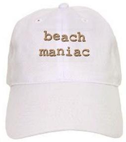 Beach Maniac caps