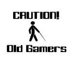 CAUTION! Old Gamers