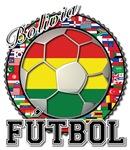 Bolivia Flag World Cup Futbol World Flags