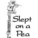 Slept on a Pea