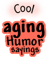 Funny birthday & aging humor sayings on t-shirts