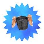 Flying Drool Bucket