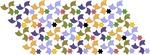 Spanish Stars and Windmills Pattern
