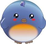 Cute Bluebird