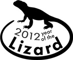 Year of the Lizard 2012