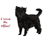 I Love My Affen!