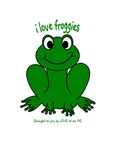 I LOVE FROGGIES