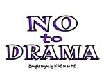 NO TO DRAMA